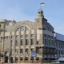 Reconstruction of architectural monument - the building of the Kharkov State University of Arts